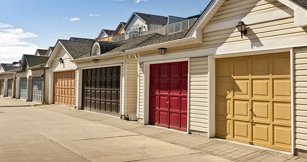 Choosing A Garage Door Color Lincoln Electric Door