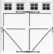 image of steel garage door